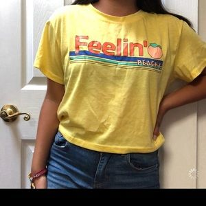 cute yellow shirt ✧・゚: *✧・゚:* *: